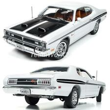 Auto World AMM1096 - 1971 Dodge Demon Diecast Model Car 1:18 PRESALE
