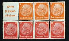 3. Reich H-Blatt Nr. 97 ** , Paul von Hindenburg