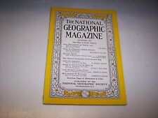 THE NATIONAL GEOGRAPHIC MAGAZINE  OCTOBER 1950   #73