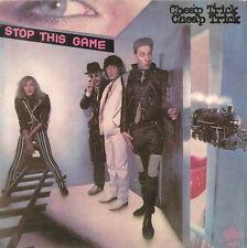 "7"" 45 giri rpm CHEAP TRICK Stop This Game"
