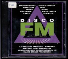 DISCO FM - SPAIN CD Epic 2001 - 19 Tracks - Jennifer Lopez, ELO, Oreja Van Gogh