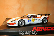 SCX Scalextric Slot Ninco 50624 Ford GT - Young Driver