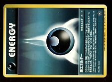PROMO DARK ENERGY JAPANESE POKEMON Vol 4 From 1999