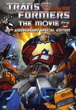 Transformers The Movie / 20th Anniversary Edition (1986) - DVD new