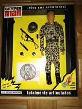 Geyperman  action man, gi joe, action Joe action team US marine