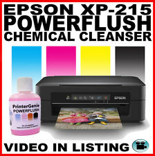 Epson Expression XP-215: Head Cleaning Kit Nozzle Cleanser: Printhead Unblocker