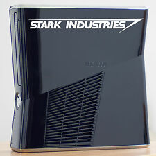 Stark Industries IRONMAN VINYL DECAL STICKER FOR XBOX ONE 360 PS3  PS4