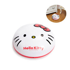 Robotic Automatic Vacuum Cleaner Sweep Lovely High-tech Toys Hello-kitty Bid