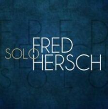 Solo [Digipak] by Fred Hersch (CD, Sep-2015, Palmetto)