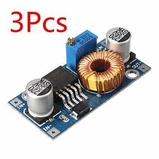 3Pcs 5A XL4005 DC-DC Adjustable Step Down Module Power Supply Converter
