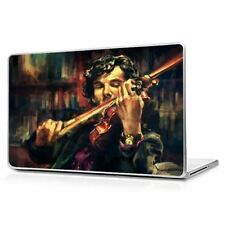 Laptop Skin of Sherlock 15.6 Inch - High Quality 3M Vinyl