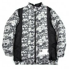 FINAL HOME bag deformation camouflage down jacket Size 0(K-24675)