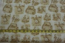Remember When Cotton Fabric From Farm to Kitchen International Harvester Fabric