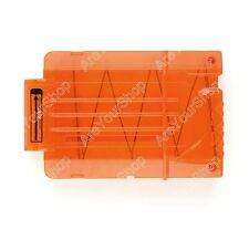 5 Darts Quick Reload Clip System Darts Für Spielzeug Gun Nerf N-Strike Orange