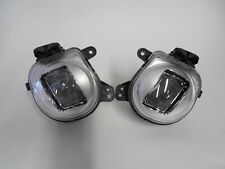 2014 2015 2016 BMW X5 OEM LEFT & RIGHT NIGHT VISION FOG LIGHT SET NICE!
