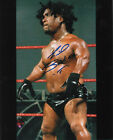 Little Booker T signed 8x10 color wrestling photo WWE ECW RARE WWF