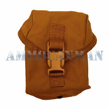 NEW USGI GENUINE MILITARY MOLLE II 100 ROUND COYOTE BROWN UTILITY POUCH
