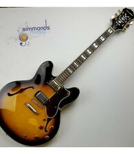 EPIPHONE SHERATON II ELECTRIC GUITAR – SUNBURST