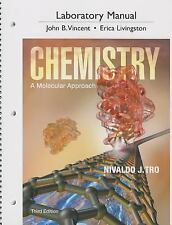 Laboratory Manual For Chemistry by Nivaldo Tro