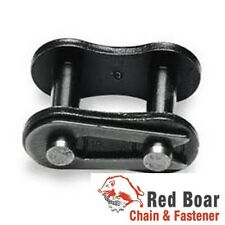 #80 CONNECTOR LINK (QTY 25)  roller chain connecting link  New