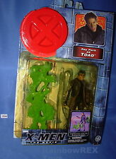 X-MEN The Movie Ray Park as TOAD w/ Slime Trap ToyBiz 2000 Toned Bubble Fig #3