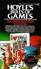 Hoyle's Rules of Games 100+ Card & Parlor Bridge Poker Rummy Scrabble Canasta
