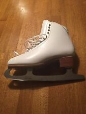 BRAND NEW JACKSON ICE SKATING BOOTS AND BLADES