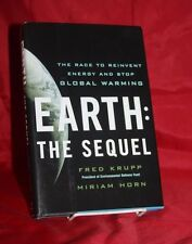 SIGNED X 2 Earth:The Sequel: The Race to Reinvent Energy and Stop Global Warming