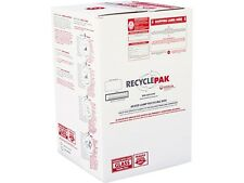 RECYCLEPAK SUPPLY126 Prepaid Recycling Container Kit for Mixed Lamps, 16w x 16d