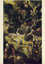 AK: Venezia - Scuola Grande di San Rocco - L'Ascensione (Tintoretto)
