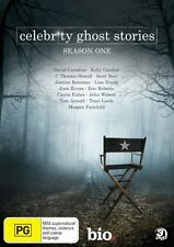 Celebrity Ghost Stories: Season 1 = NEW DVD R4