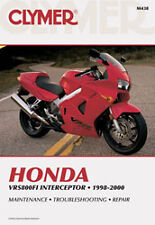 CLYMER REPAIR MANUAL Fits: Honda VFR800 Interceptor
