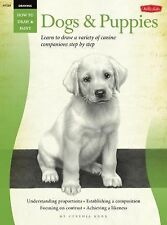 Drawing: Dogs and Puppies : Learn to Draw a Variety of Canine Companions Step...