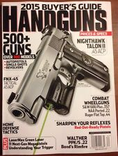 Handguns Buyer's Guide Prices & Specs Models Revolvers 2014 FREE SHIPPING!