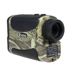 Camo 6x25 Long Range Laser Range Finder Speed Measurer For Hunting Golf