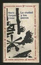 Mario Vargas Llosa Book La Ciudad Y Los Perros 1967