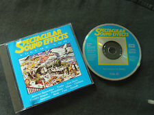 SPECTACULAR SOUND EFFECTS RARE CD! SPACESHIP STEAM TRAIN GUN SHIP JET CRYING