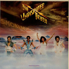 Undisputed Truth - Smokin' (Vinyl LP - 1979 - UK - Original)