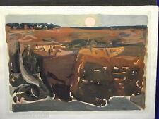Norddeutsche artisti: Adolf G. Niesmann, umore nel Moor, TEMPERA