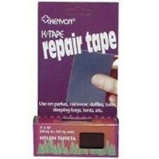 Kenyon K-Tape Taffeta -Ink Blue For Repair Of Tents, Sleeping Bags/Garments