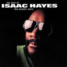 The Best of Isaac Hayes: The Polydor Years by Isaac Hayes (CD, Sep-1998, Polydor