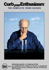 CURB YOUR ENTHUSIASM SEASON 3 (2 DVD'S) AUSSIE SELLER (AS NEW) REGION 4