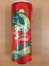 100 YEARS OF COCA COLA BOTTLE - COCA COLA CAN - 250ml - POLAND 2015
