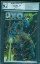 X O Man of War 1 CGC 9.8 Bob Layton Signed Rare Movie Soon Jimmy Palmotti art
