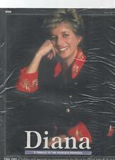DIANA A TRIBUTE TO THE PEOPLE'S PRINCESS MAGAZINE - August 30 1998