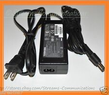 Genuine TOSHIBA Laptop Adapter AC Charger for TOSHIBA Satellite C655 C655D-S5511