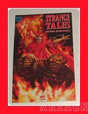 STRANGE TALES supplemento UOMO RAGNO DE LUXE 23 Marvel
