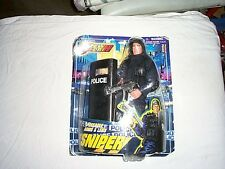 POWER FORCE SNIPER POLICE 12 INCH