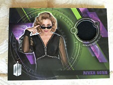 Topps Doctor Who 2016 River Song Dress Purple Costume Card 22/50