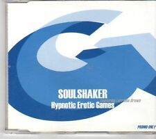 (EX706) Soulshaker ft Lorraine Brown, Hypnotic Erotic Games - 2005 DJ CD